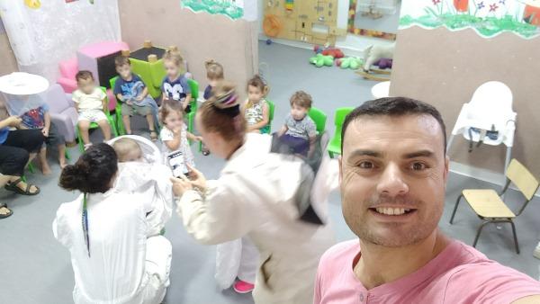 דבוראי בגן ילדים