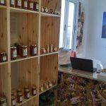 אני עושה סיור חנויות דבורים