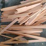עץ לבניית מסגרת
